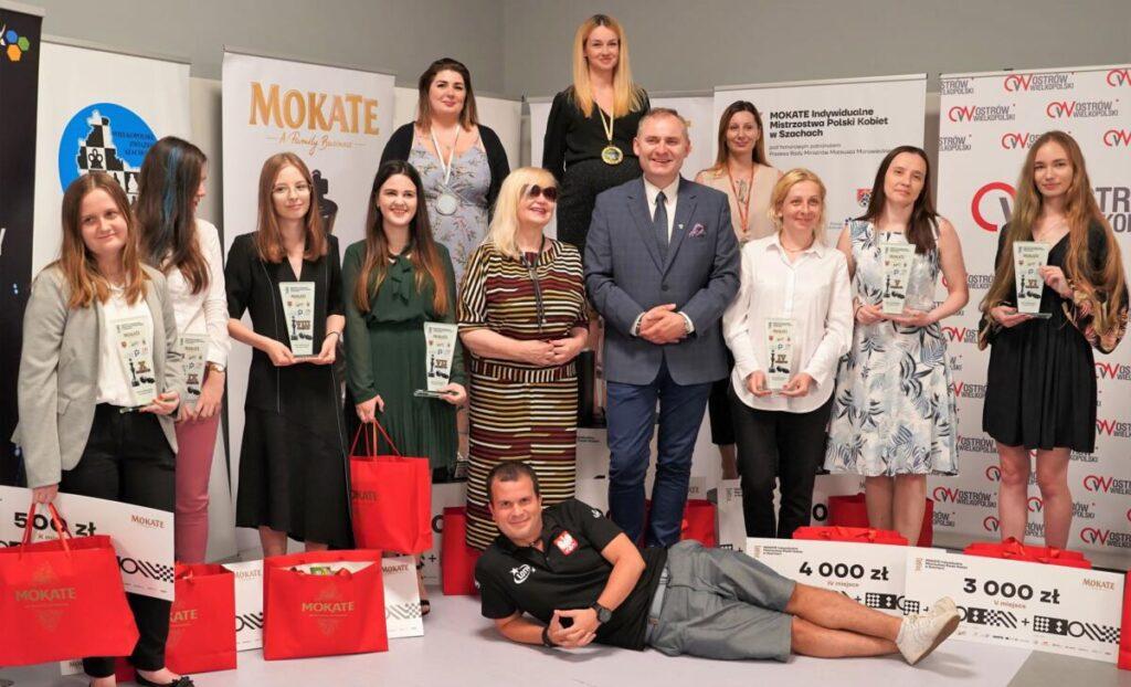 O tytule Mistrzyni Polski zadecydowała dogrywka – arcymistrzyni Karina Cyfka złotą medalistką!
