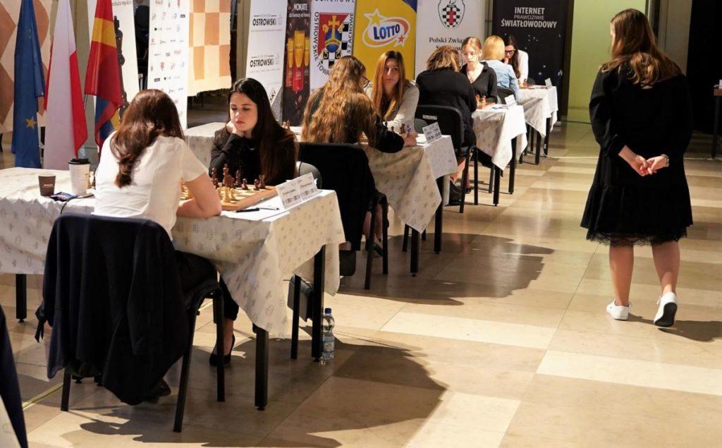 MOKATE Indywidualne Mistrzostwa Polski Kobiet w Szachach rozpoczęte!